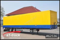 Полуремарке Krone Samro, Koffer, verzinkt, Doppelstock, Lager, фургон двуетажен втора употреба