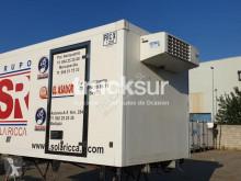 Renault CAJA LIDERKIT- THK SPECTRUM 500 20 MAX/CARNICO Mº semi-trailer used mono temperature refrigerated
