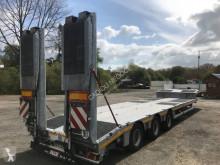 Semitrailer maskinbärare Faymonville MAX 110 table élévat caillebotis