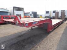 Semitrailer maskinbärare Andover lowbed, Rampe, ABS, SFCL40