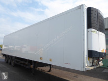 Schmitz Cargobull Carrier Vector 1850 , Drumbrakes, 260 height semi-trailer used mono temperature refrigerated