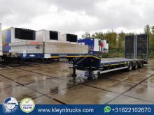 Naczepa Nooteboom OSDS do transportu sprzętów ciężkich używana