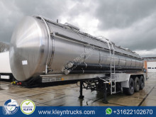 Burg BPO - 27Z semi-trailer used tanker
