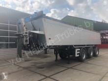 Semi remorque benne Bulthuis TSTA 23 | 2x Steering Axle | 2x Lift Axle