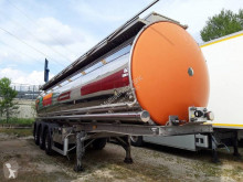 Cardi Grapar semi-trailer used food tanker