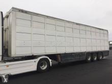 Semi reboque transporte de animais Lecitrailer 3 étages