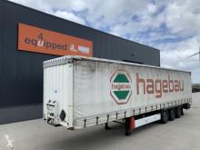 Krone tautliner semi-trailer 2.80m inw. hoogte, BPW+schijfremmen, Code-XL, 5x beschikbaar