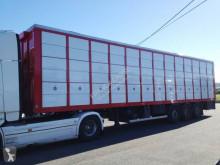 Lecitrailer livestock trailer semi-trailer 3 étages
