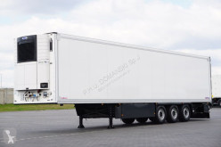 Carrier refrigerated semi-trailer SCHMITZ CARGOBULL CHŁODNIA / MULTI TEMPERATURA / VECTROR