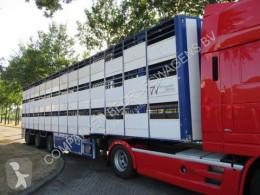 Naczepa Floor FLO 12 30HA do transportu bydła używana