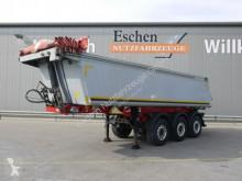 Yarı römork Schmitz Cargobull SKI SKI 24, 24m³ 2xLiftachse, Alu, E-Verdeck, SAF damper ikinci el araç