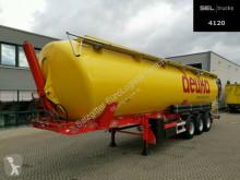 Semirremolque Spitzer SK 2760 CAL / Kippsilo / 60.000 ll / Alu-Felgen cisterna gránulos / polvo usado