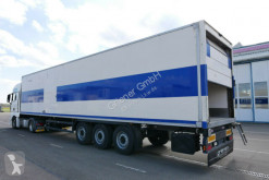 Kögel refrigerated semi-trailer TK KOFFERSATTEL KÖGEL 3-achs LAGER / HÜHNER