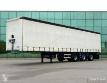 Renders tautliner semi-trailer ROC 12.27 SCHUIFZEIL TRAILER 2X STUUR AS TOP STAAT