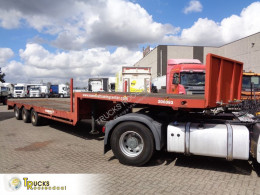 + + Extendable + BLAD-BLAD-BLAD semi-trailer used heavy equipment transport