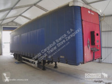 Leciñena Curtainsider Mega semi-trailer used tautliner