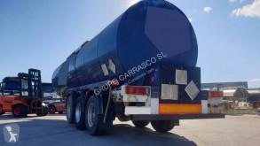 Cobo CALORIFUGADA semi-trailer used tanker