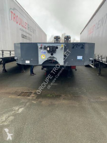 Semi remorque porte engins Trouillet PORTE ENGIN 38T