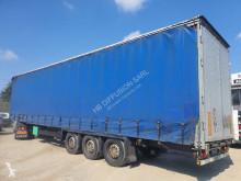 Semirremolque Schmitz Cargobull lonas deslizantes (PLFD) usado