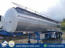 Dijkstra DRVOC18-28/12-27AT semi-trailer used tanker