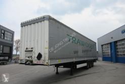 Semi remorque savoyarde Krone Tautliner / Boorden / Disc Brakes / NL trailer