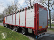 Lako T232A semi-trailer used cattle