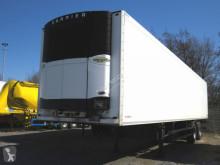 Sættevogn Schmitz Cargobull SKO 20 Kühlauflieger Tiefkühler+LBW køleskab brugt