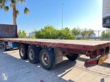 Inta Eimar semi-trailer used flatbed