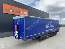 Trailer Schuifzeilen Krone 2.80m int. height, BPW+disc, liftaxle, palletbox