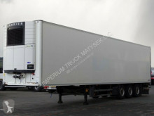 Schmitz Cargobull REFRIDGERATOR/ DOPPELSTOCK /BI TEMP/LIFT AXLE/ semi-trailer used refrigerated
