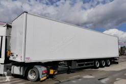 Schmitz Cargobull box semi-trailer SKO 24/ DOPPELSTOCK / BLUMEN FP 45 VOLLISOLIERT