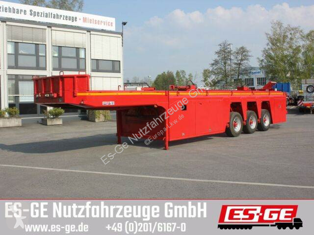 View images Faymonville 3-Achs-Innenlader - 2 x LASI semi-trailer