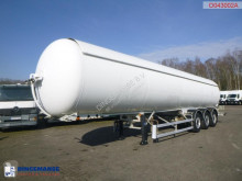Robine Gas tank steel 51.5 m3 semi-trailer used gas tanker