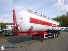 Yarı römork tank Feldbinder Powder tank (tipping) 63 m3