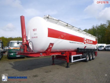 Полуремарке Feldbinder Powder tank (tipping) 63 m3 цистерна втора употреба