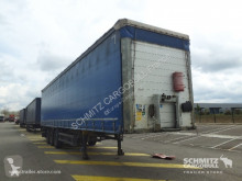 نصف مقطورة ستائر منزلقة (plsc) حفر البكرات Schmitz Cargobull Rideaux Coulissant porte-bobines