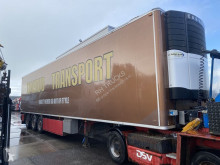 Trailer koelwagen mono temperatuur Chereau - SAF + CARRIER VECTOR 1800