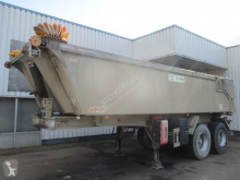 Naczepa wywrotka Benalu 2x SMB Axle, Tipper Trailer , Spring Suspension