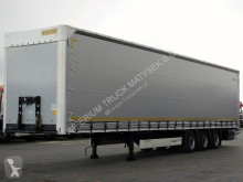 Semirremolque Wielton CURTAINSIDER/MEGA /BDE/LOW DECK/MOVING POSTS lona corredera (tautliner) usado