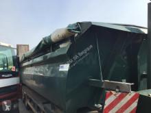 Equipamientos carrocería volquete ALU KIPBAK - QUADRAT