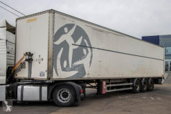 Fruehauf box semi-trailer CAISSE FOURGON