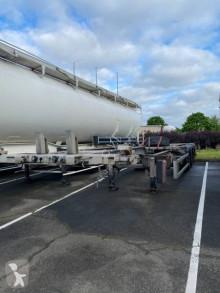 Trailer Asca tweedehands containersysteem