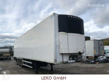 Samro Carrier Vector 1850MT, 8963 Stunden, LBW semi-trailer used refrigerated