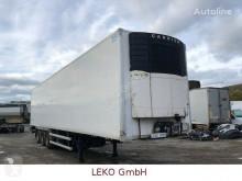 Semi remorque frigo Samro Carrier Vector 1850MT, 8963 Stunden, LBW