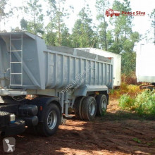 Trailer Trabosa SXM 312 tweedehands kipper