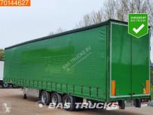 Van Eck tautliner semi-trailer OT-3L Mega Luftfragt Mega Aircargo Hubdach