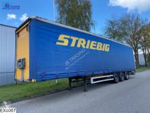 Fruehauf tautliner semi-trailer Tautliner Mega , Jumbo