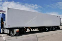 Schmitz Cargobull box semi-trailer SKO 24/ FP25/ EXPRESS / TÜREN /2x ZURRINGE /