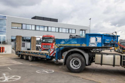 MOL D48C - 48 TON - STEERING/DIR./GELENKT semi-trailer used heavy equipment transport