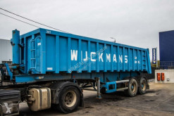 KWB P-382-STI - ALU-28 m3 semi-trailer used tipper